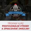 Zmrzlinářský kurz s italským mistrem Marco Zanolini
