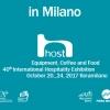 Pozvánka na mezinárodní veletrh HOST 2017 v italském Miláně