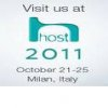 Zveme Vás na mezinárodní veletrh cukrářských a zmrzlinových strojů, strojů pro gastronomii HOST 2011 v Miláně